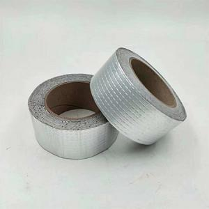 TFY Strong Adhesion Butyl Rubber Waterproof Tape With Aluminum Foil